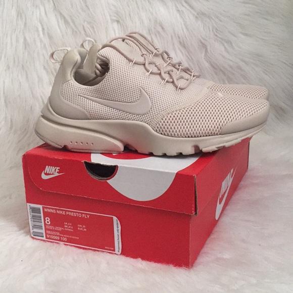 95f6dbd6df54 Nike Presto Fly (Oatmeal)